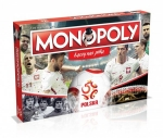 Winning Moves Monopoly PZPN FC Poland